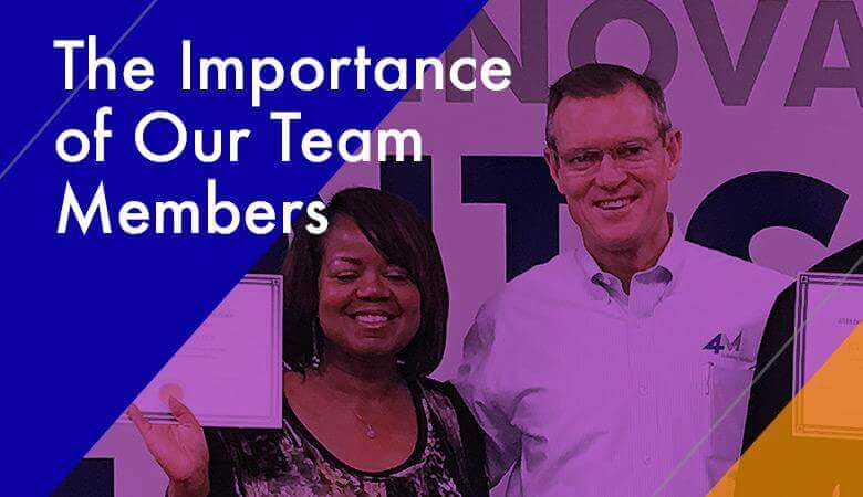 Janitor Proud: President and CEO Tim Murch was interviewed about the extreme importance of our team members.