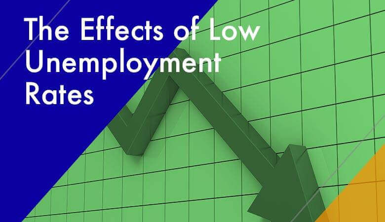 The Effects of Low Unemployment Rates