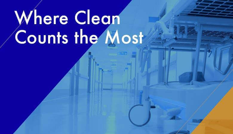Where Clean Counts the Most