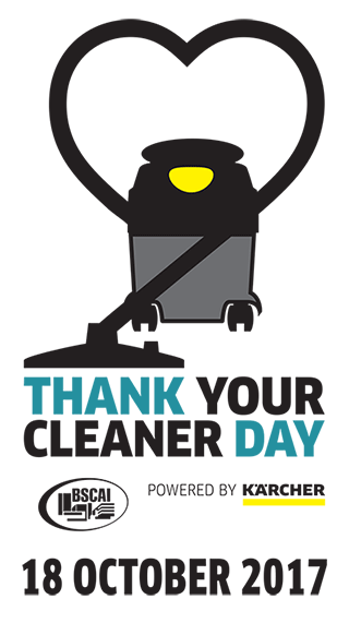 Thank Your Cleaner Day, Powered by Karcher, 18 October 2017